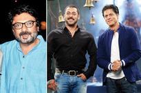 Shah Rukh Khan or Salman Khan, who will star in Bhansali's next film?