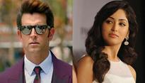 What is Yami Gautam saying about Hrithik Roshans Kaabil?