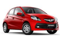 Honda launches new variants of Brio; prices start at Rs 4.12 lakh