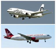 Alaska Air says merger with Virgin America still on track