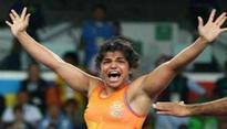 Sakshi Malik qualifies for 2018 Commonwealth Games