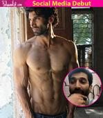 Attention ladies! Aditya Roy Kapur is officially on Facebook and life just got better