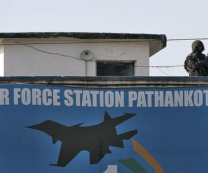 Pathankot attack: Govt flip-flop of number of terrorists continues
