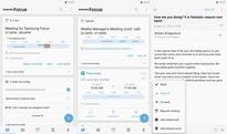 Samsung Focus productivity hub is officially out