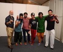 Bangalore-based band Swarathma on Hyderabad's ever-evolving music scene