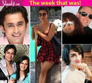 Mouni Roy, Karan Patel, Aashka Goradia  a look at TV's newsmakers!