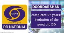 Phir Bhi Dil Hai Hindustani  Doordarshan Completes 57 Glorious Years