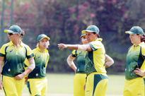 Maiden India tour for Australian women's cricket team