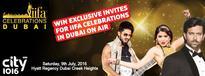 Be a part of IIFA Celebrations in Dubai