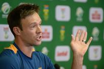 AB de Villiers says no to Test series against New ...