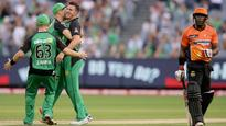 Big Bash League: dots and spaces punctuate Stars win over Scorchers