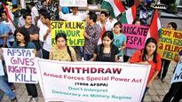MHA for partial repeal of AFSPA in Assam, Arunachal