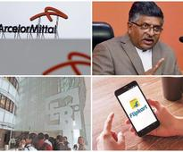 New Digest: Essar Steel rebid, BJP-Cong lock horns on FB data, and more
