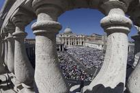 Pope Francis canonizes Mother Teresa at Vatican City ceremony