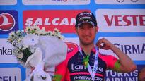 Italian cyclist wins Tour of Turkey's seventh stage