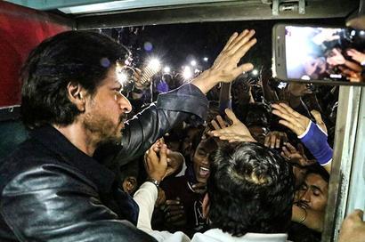 When BJP's Kailash Vijayvargiya compared SRK with Dawood Ibrahim
