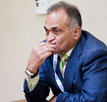I am out, there is no need to resign: Niranjan Shah