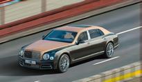 Bentley Created 53 Gigapixel Photo Of Bentley Mulsanne EWB