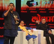 The Lokmat Maharashtiran of the Year Awards see a bevy of stars in attendance