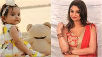 Dimpy Ganguly posts daughter Reanna's pictures and she's too adorable!