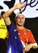 Australian Lleyton Hewitt retires from tennis after 20 years