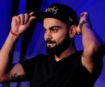 Watch: Virat, Rahul join Bravo on the dance floor
