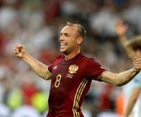 Expulsion threat mars Russian build-up to Slovakia Euro 2016 clash