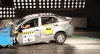 One-off crash test to demonstrate safety standards in developing countries
