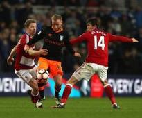 Ten-man Boro earn FA Cup progress with Wednesday win