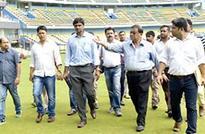 Srinath visits Barsapara stadium