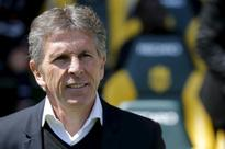 UPDATE 1-Soccer-Favre replaces Puel as Nice coach