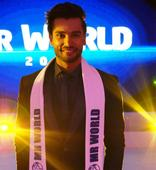 Rohit Khandelwal gives India its first Mr World title