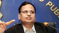 CBI registers PE against Minister Satyendar Jain