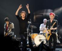 Rolling Stones are Billboard's No. 4 touring act of 2015