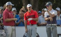 Golf - 'Adventurous' McIlroy salvages his round