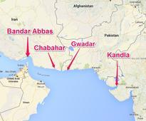 India commits to Chabahar development