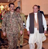 Which Sharif runs Pakistan?