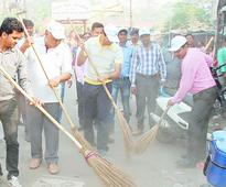 Dhanbad scales up clean campaign