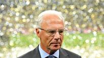 German football legend Beckenbauer in corruption probe