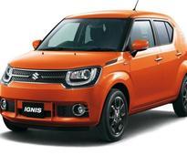 Spied: Maruti Suzuki Ignis Begins Test Runs in India