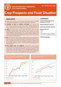 World: Crop Prospects and Food Situation, No. 4 December 2016