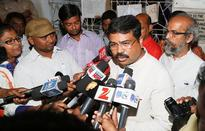 PNG Minister Dharmendra Pradhan said performance of BJD Government in last 16 years is dismal