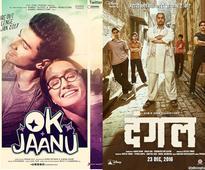 Aditya-Shraddha's OK JAANU is decent, Aamir's DANGAL at 358 crore! - News