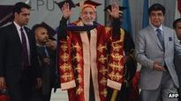 Karzai to push for India defence aid