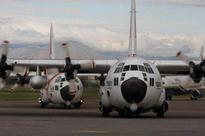 DRS Technologies to continue maintenance work on Coast Guard C-130s