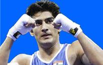 Vijender Singh open to the idea of competing in professional boxing
