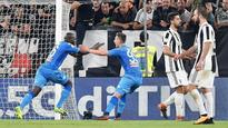 Serie A: Napoli keep title dream alive as they stun Juventus