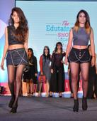 Hundreds of students visit the 2-day Design & Media Fest -The EDUTAINMENT SHOW- at Bengaluru