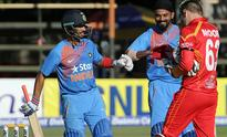 India vs Zimbabwe 3rd T20 'live' score: India 27-2, 4.3 overs... Rahul out