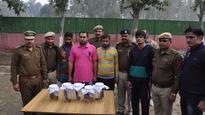 Gurgaon:Gadoli gang apprehended, wanted to kill jailed Gujjar